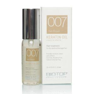 aceite keratina 007 tradex panama biotop professional