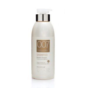 shampoo keratina 500ml tradex panama biotop professional